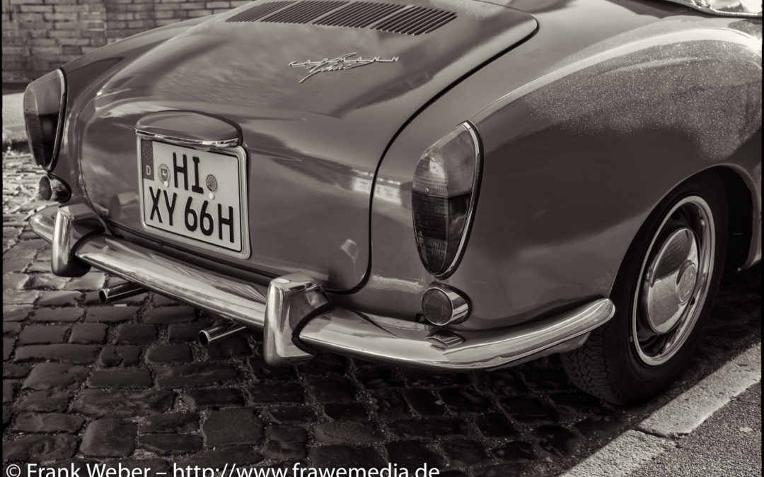 Oldtimer-Photos mit Messsucher-Kamera